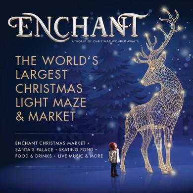 Enchant Christmas.Enchant Dec 1st Ticketzone