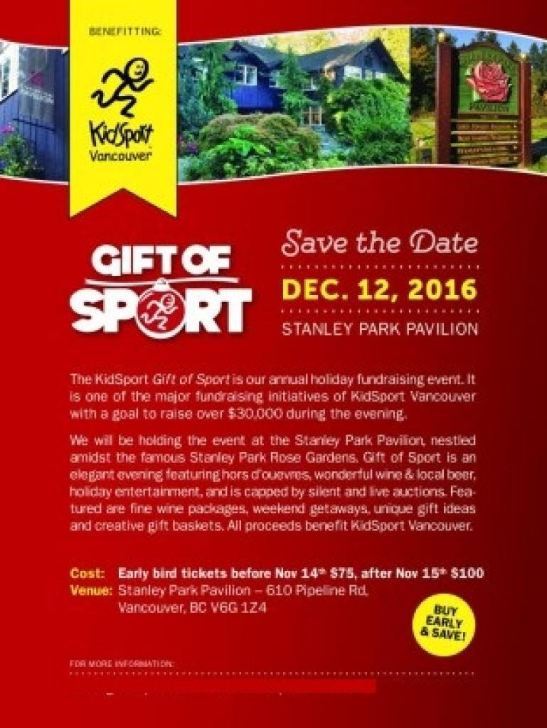 Gift of Sport 2016