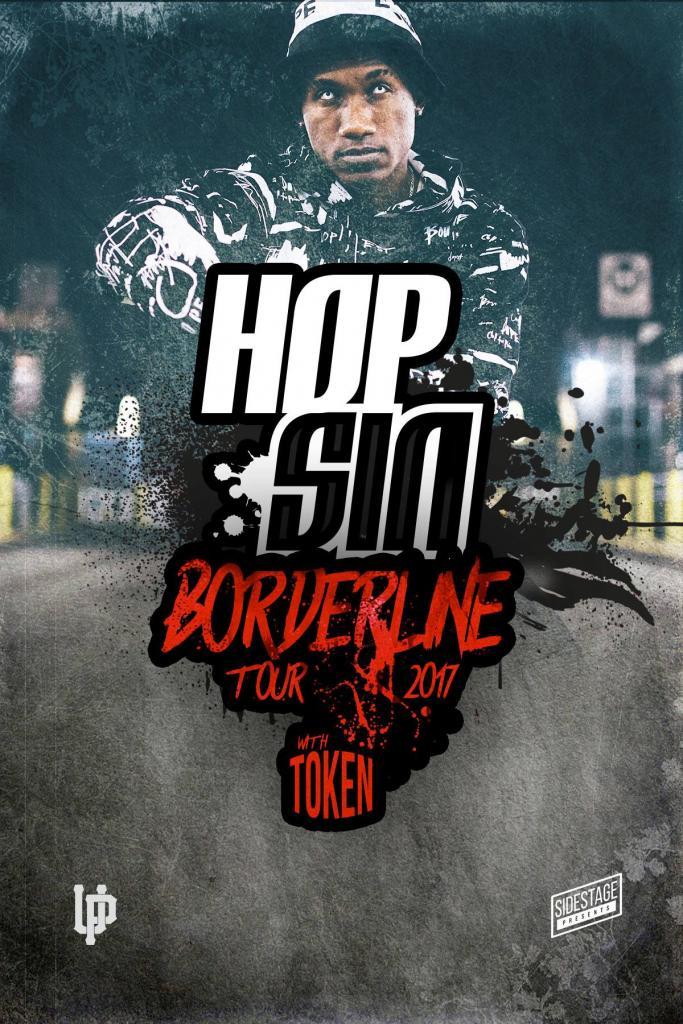 HOPSIN w/ Token - April 7th