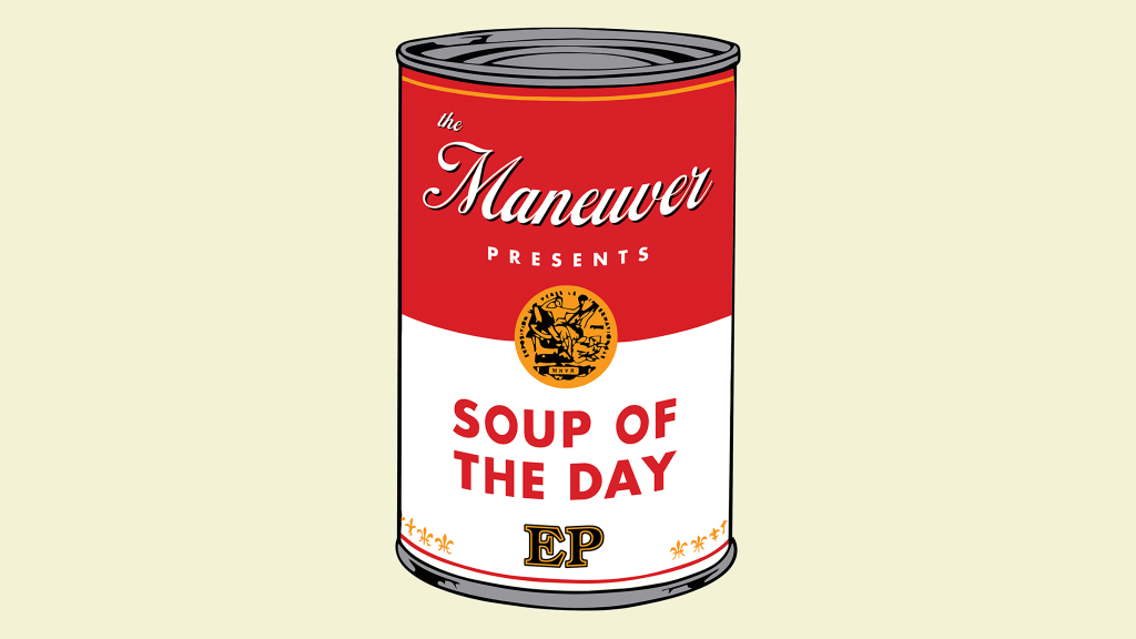 Soup Of The Day EP Release