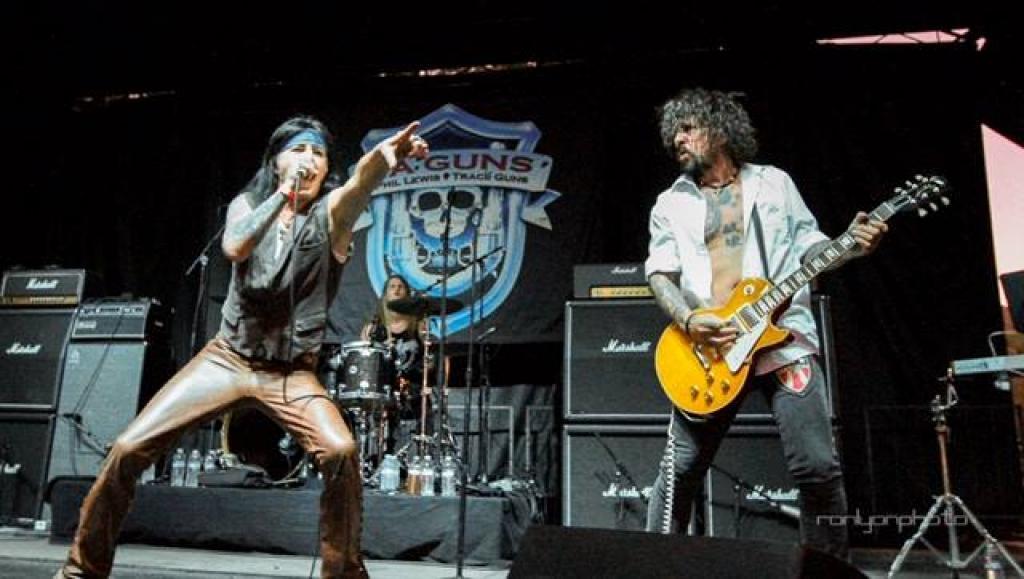LA GUNS Reloaded Tour @ The Brass Monkey
