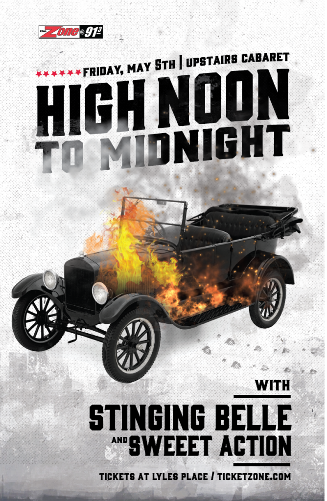 HIGH NOON TO MIDNIGHT