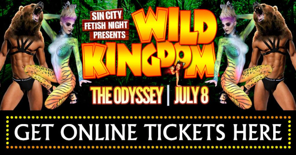 Sin City : Wild Kingdom Fetish Ball